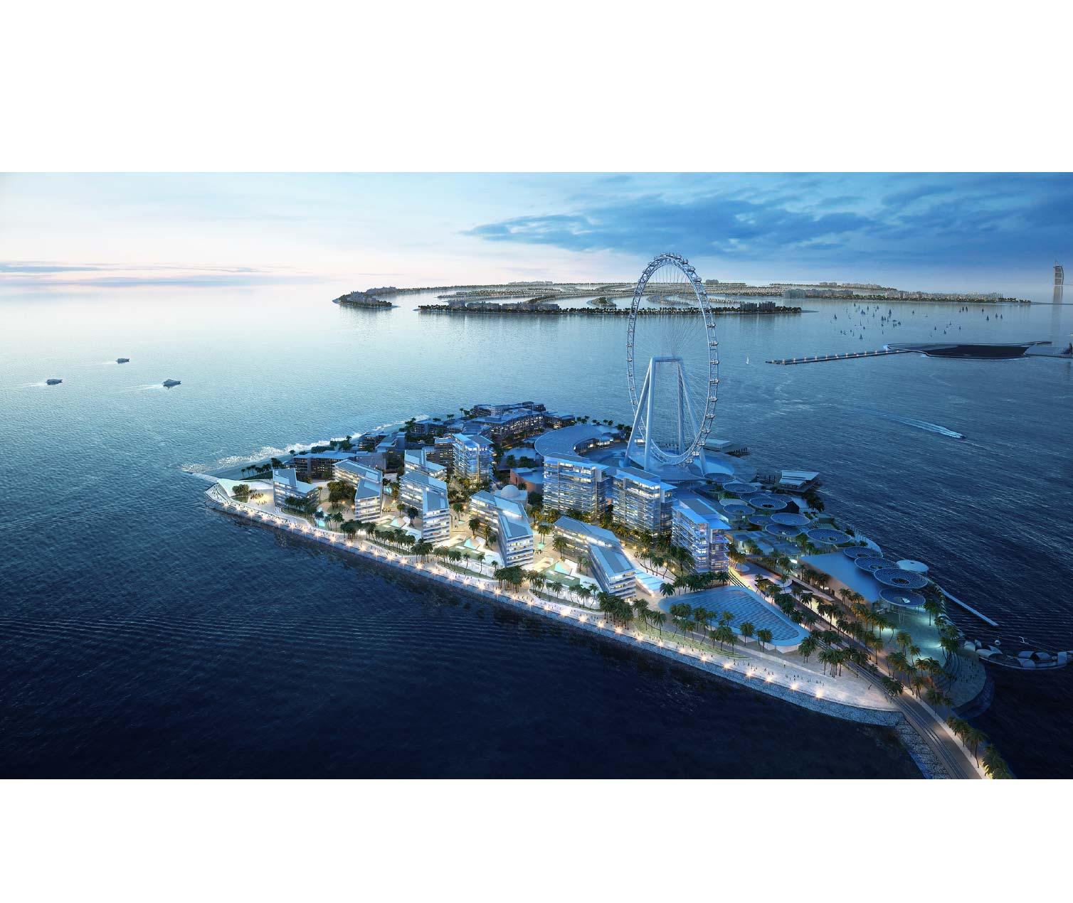 Royal Oaks Apartments Palm Desert: BLUEWATERS ISLAND